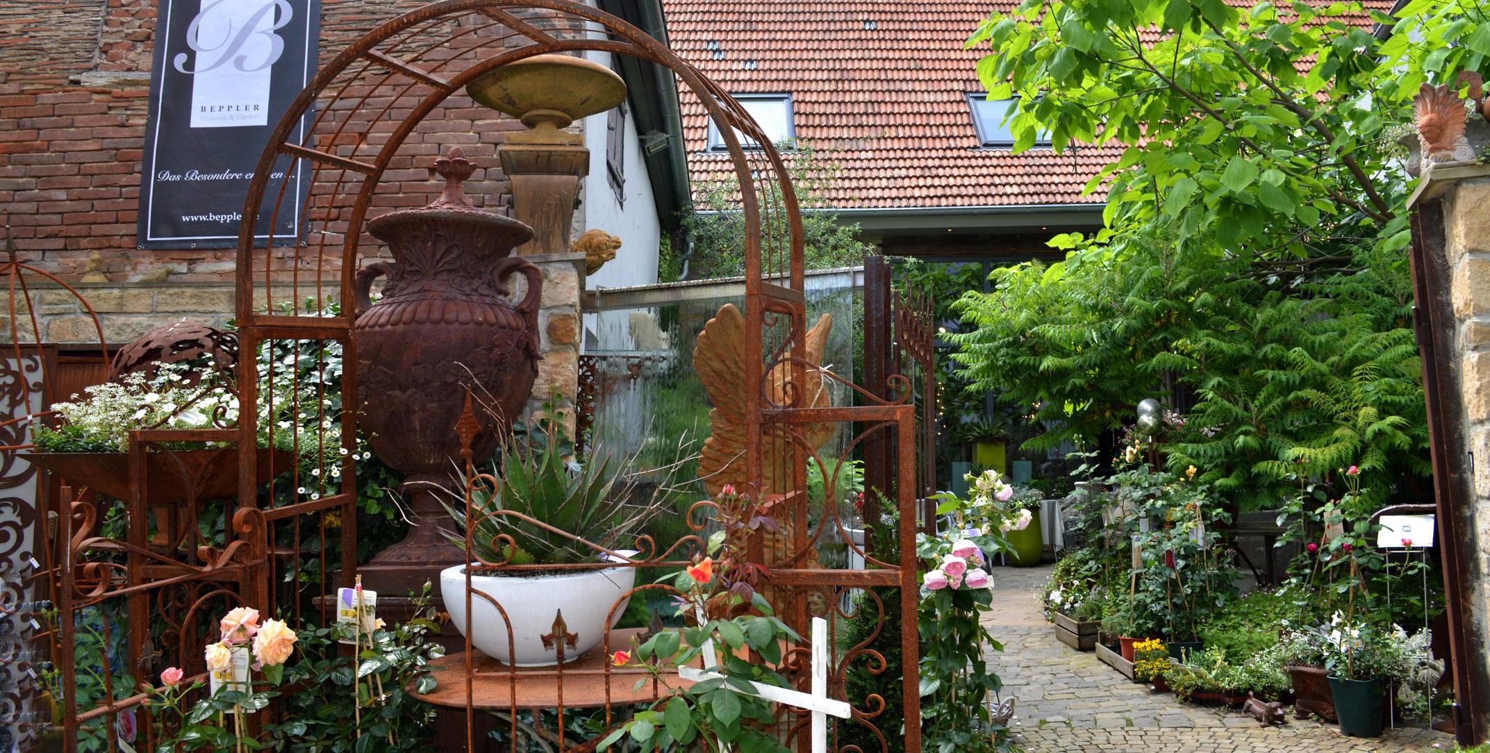 beppler wohnen & garten, Garten und bauen